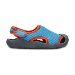 Sandale Crocs - Swiftwater - Cerulean Blue/Smoke