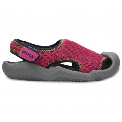 Sandale Crocs - Swiftwater - Neon Pink/Smoke