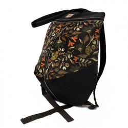 Rucsac evening flowers - Delikates Accessories