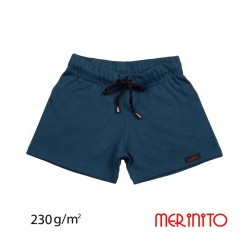 Merino Shorties 230g - Dark Denim - Merinito