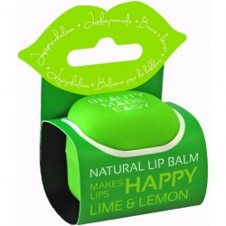 Balsam natural de buze cu lime si lamaie - 7g - Beauty Made Easy