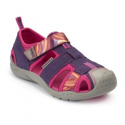 Sandale Pediped FLEX® Sahara – Purple/Swirl
