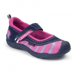 Sandale Pediped FLEX® Minnie Navy/Pink