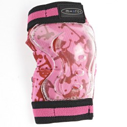 Micro Knee Elbow Pads Pink S