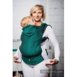 SSC Lenny Lamb Full Wrap Conversion (toddler size) - EMERALD (Second Generation)