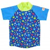 Tricou cu filtru UV ImseVimse - Blue Sea Life