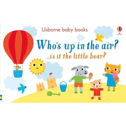 Who's up in the air? - Usborne