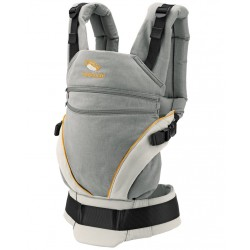 Manduca XT Grey-Orange
