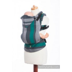 SSC Lenny Lamb (baby size) Full Wrap Conversion - SMOKY - MINT (Second Generation)