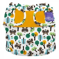 Soft cover miosoft - Bambino Mio - Racoon retreat