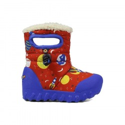 B-Moc Space Red Multi - Bogs