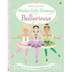 Sticker Dolly Dressing - Ballerinas