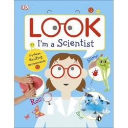 Look I'm a Scientist - by DK