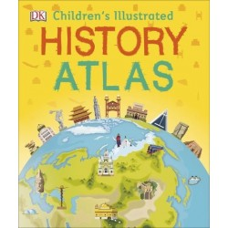 Children's Illustrated History Atlas - by DK