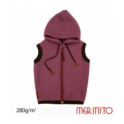 Vesta Merino Soft Fleece Merinito - Orchid Smoke