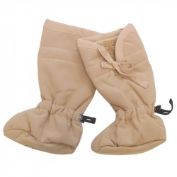 Botosei MaM SoftShell Winter Booties pt babywearing - Sandcastle