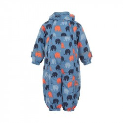 Snowsuit (costum de iarna) - CeLaVi - Blue Shadow Elephants