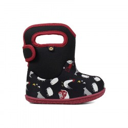 Baby Bogs Farm - Black Multi