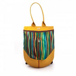 Rucsac Colorful Stripes Beetle - Delikates Accessories