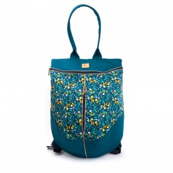 Rucsac Turquoise Meadow Beetle - Delikates Accessories