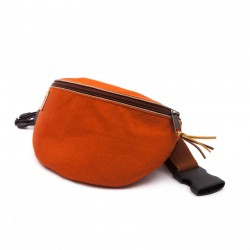 Borseta Plain Terracotta - Delikates Accessories