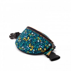 Borseta Turquoise Meadow - Delikates Accessories