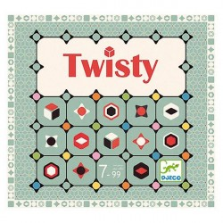 Joc de strategie Twisty - Djeco