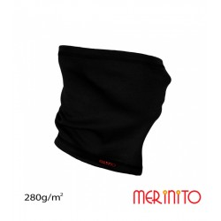 Tub lana merino 280g/mp - Merinito - Phantom Black