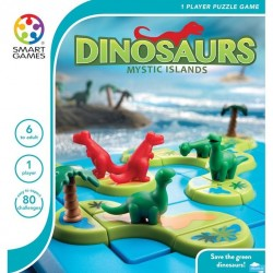 Dinosaurs - Mystic Islands - Smart Games