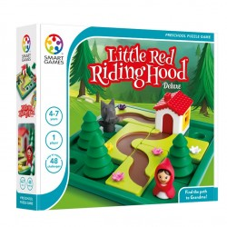 Little Red Riding Hood - Deluxe (Scufita Rosie,editie de lux) - Smart Games