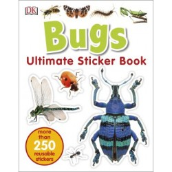 Bugs Ultimate Sticker Book - by DK