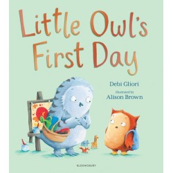 Little Owl's First Day - Bloomsbury