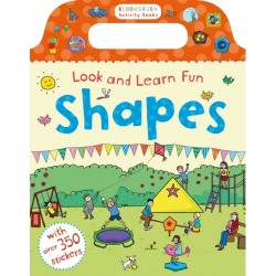 Look and Learn Fun Shapes - Bloomsbury