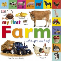 My First Farm Let's Get Working - by DK