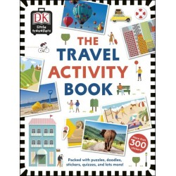 The Travel Activity Book - by DK