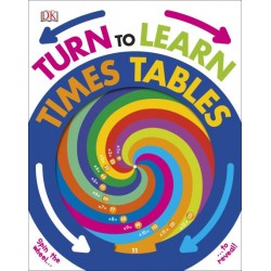 Turn to Learn Times Tables - by DK