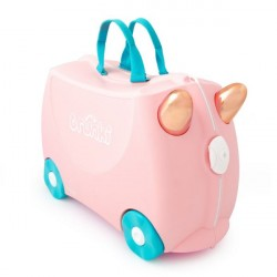 Valiza Trunki - FLOSSY the Flamingo