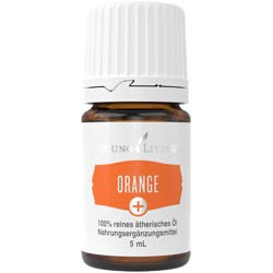 Young Living - Ulei esential de portocala+ (Orange+), 5 ml