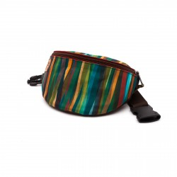 Borseta Colorful Stripes - Delikates Accessories