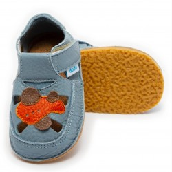 Sandale Avion/Baby Blue-Po-Ma - Dodo Shoes