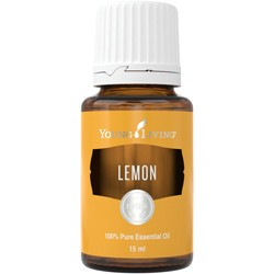 Young Living - Ulei esential de lamaie (Lemon), 15 ml