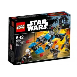 LEGO Star Wars - Motocicleta de viteza Bounty Hunter