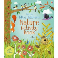 Little children's nature activity book - Usborne