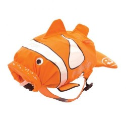 Rucsac PADDLEPAK Trunki - Clown Fish