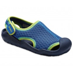 Sandale Crocs - Swiftwater - Blue Jean/Navy