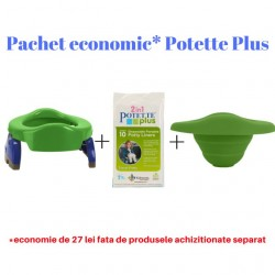 Potette Plus - PACHET ECONOMIC VERDE
