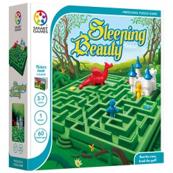 Sleeping Beauty Deluxe , 3 ani + - Smart Games