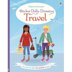 Sticker dolly dressing - Travel - Usborne