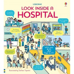 Look inside a hospital - Usborne