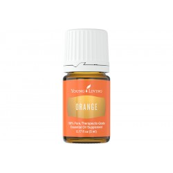 Young Living - Ulei esential de portocala (Orange), 5 ml
